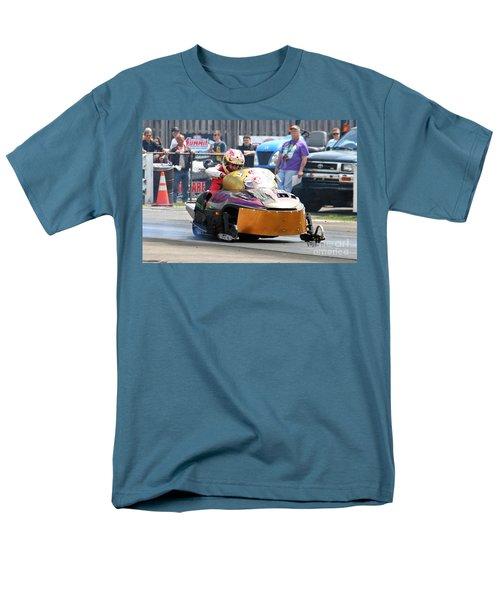 2947 05-03-2015 Esta Safety Park Men's T-Shirt  (Regular Fit) by Vicki Hopper