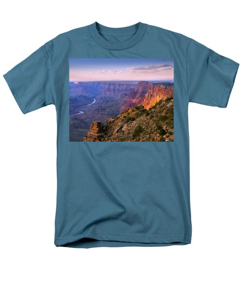 Canyon Glow Men's T-Shirt  (Regular Fit) by Mikes Nature