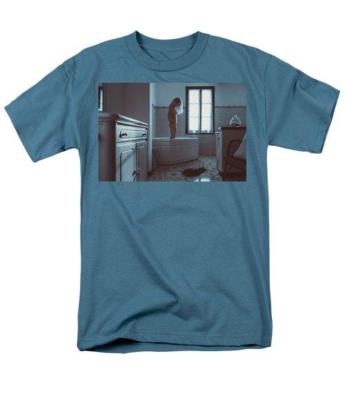 Tu M'as Promis Men's T-Shirt  (Regular Fit) by Traven Milovich