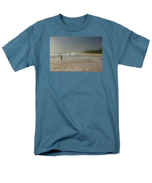 Long Beach Kogalla Men's T-Shirt  (Regular Fit) by Christian Zesewitz