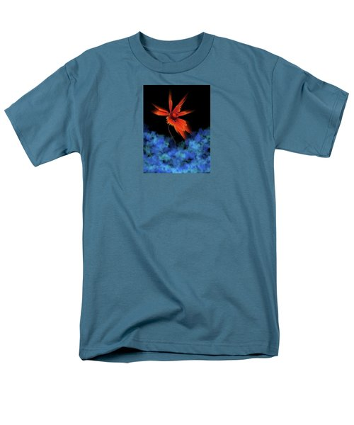 Men's T-Shirt  (Regular Fit) featuring the photograph 4383 by Peter Holme III