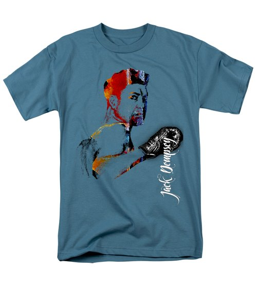 Jack Dempsey Collection Men's T-Shirt  (Regular Fit) by Marvin Blaine