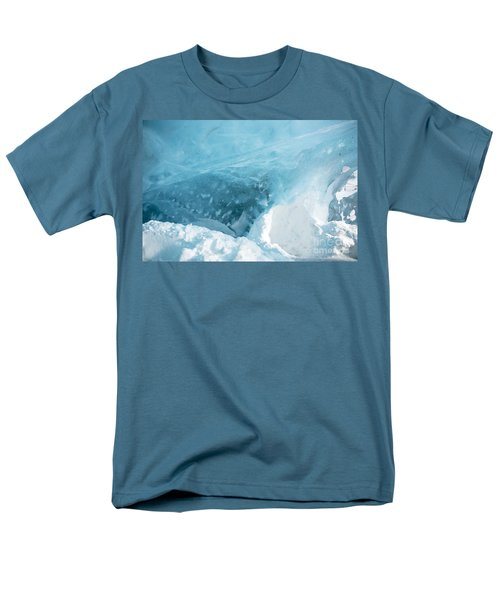 Iceland Men's T-Shirt  (Regular Fit) by Milena Boeva