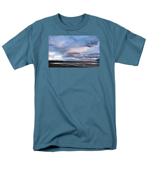 Men's T-Shirt  (Regular Fit) featuring the photograph A Dry Jackson Lake by Monte Stevens