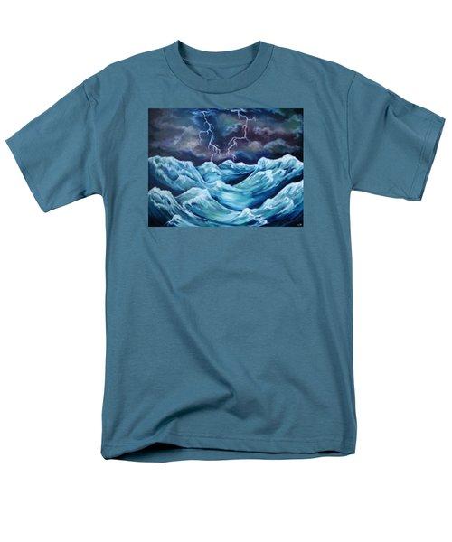 A Fierce Beauty Men's T-Shirt  (Regular Fit) by Cheryl Pettigrew