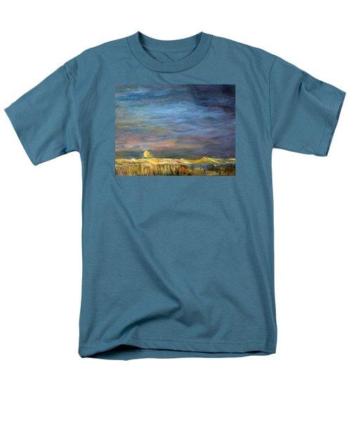 A Little Moon Magic Men's T-Shirt  (Regular Fit)