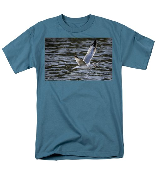 A Mouth Full Men's T-Shirt  (Regular Fit) by Ray Congrove