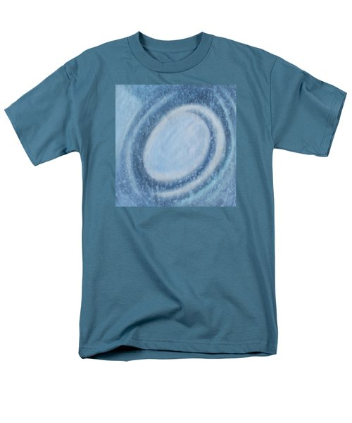 Men's T-Shirt  (Regular Fit) featuring the painting A Moving by Min Zou