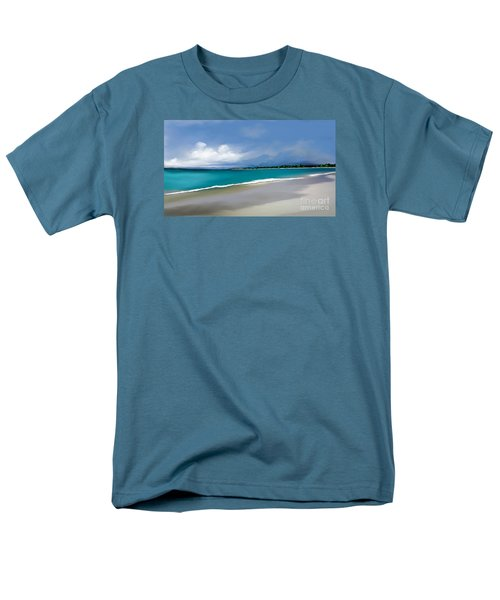 A Summer Day Men's T-Shirt  (Regular Fit) by Anthony Fishburne