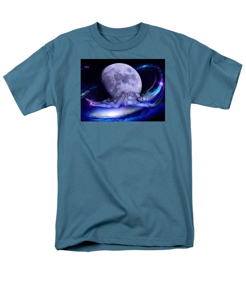 Men's T-Shirt  (Regular Fit) featuring the photograph A Visit From Venus by Glenn Feron