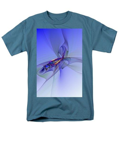 Abstract 110210 Men's T-Shirt  (Regular Fit)