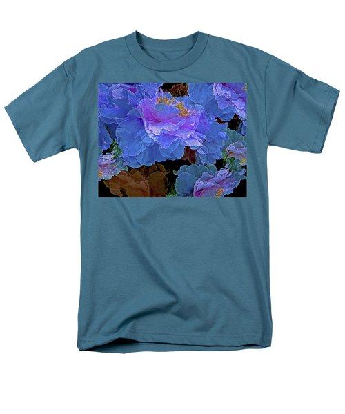 Abundance  Men's T-Shirt  (Regular Fit) by Lynda Lehmann