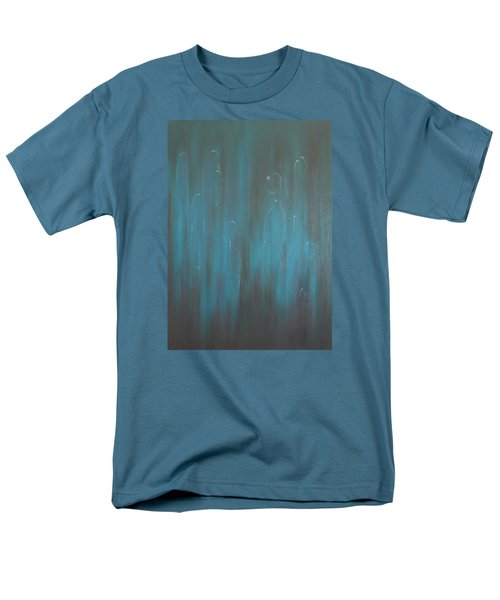 Men's T-Shirt  (Regular Fit) featuring the painting All Kinds by Min Zou