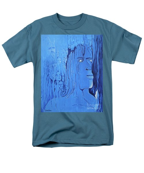 And If You Feel Men's T-Shirt  (Regular Fit) by Stuart Engel