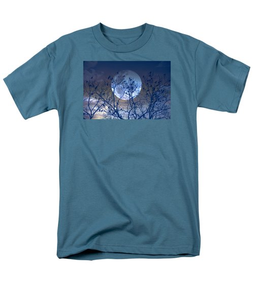 And Now Its Time To Say Goodnight Men's T-Shirt  (Regular Fit) by John Rivera