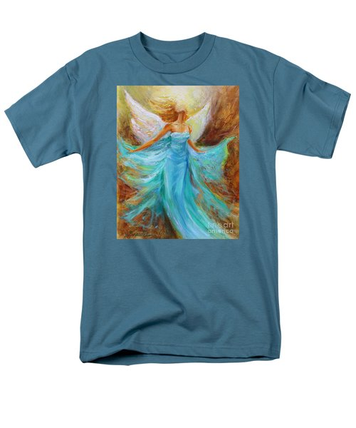 Angelic Rising Men's T-Shirt  (Regular Fit)