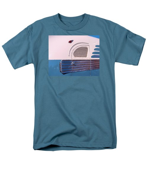 Men's T-Shirt  (Regular Fit) featuring the photograph Antique Bus by Gary Slawsky