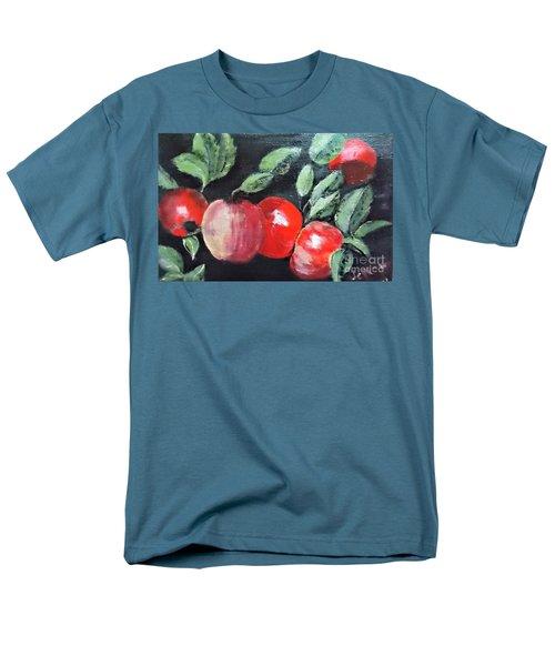 Apple Bunch Men's T-Shirt  (Regular Fit) by Francine Heykoop