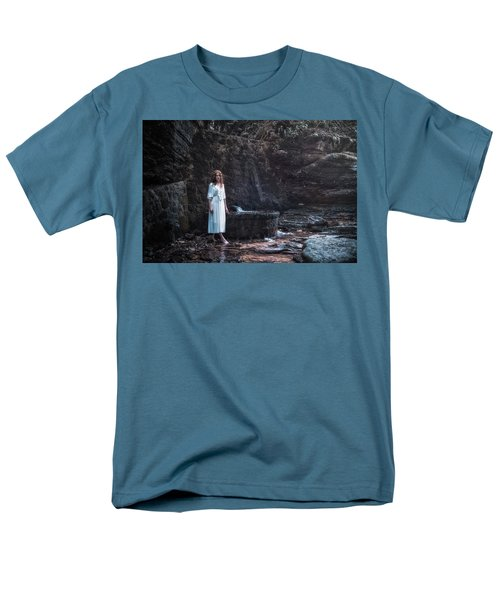 Men's T-Shirt  (Regular Fit) featuring the photograph Aretusa by Traven Milovich