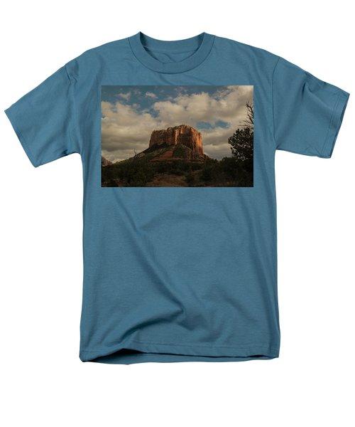 Arizona Red Rocks Sedona 0222 Men's T-Shirt  (Regular Fit)