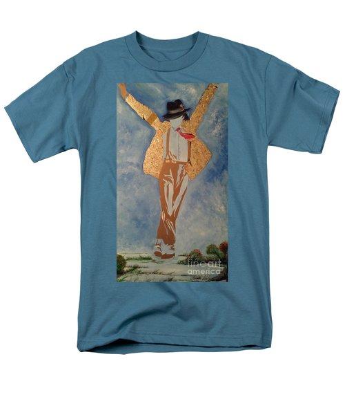 Artist Men's T-Shirt  (Regular Fit) by Dr Frederick Glover
