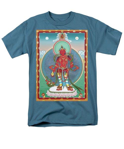 Avalokiteshvara Korwa Tongtrug Men's T-Shirt  (Regular Fit) by Sergey Noskov