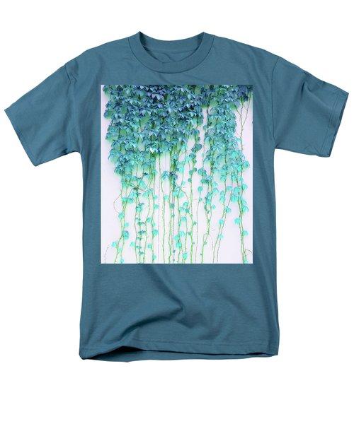 Average Absence Men's T-Shirt  (Regular Fit) by Uma Gokhale