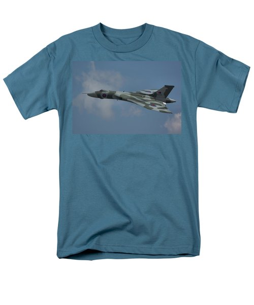 Avro Vulcan B2 Xh558 Men's T-Shirt  (Regular Fit) by Tim Beach