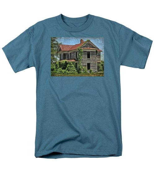 Back To Nature Men's T-Shirt  (Regular Fit) by Victor Montgomery