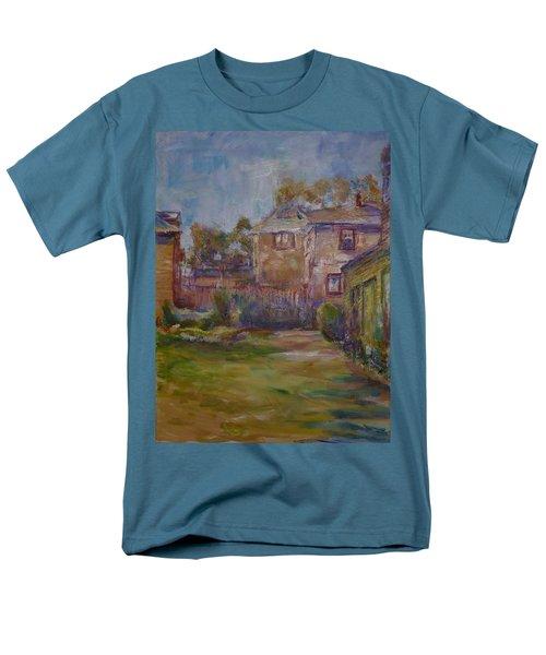 Backyard Impressions Men's T-Shirt  (Regular Fit) by Helen Campbell