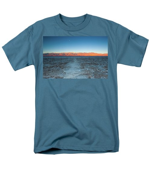 Badwater  Men's T-Shirt  (Regular Fit) by Catherine Lau