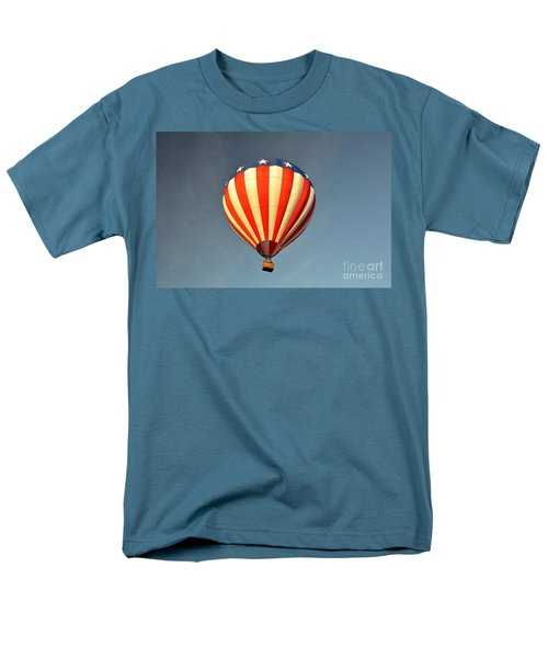 Men's T-Shirt  (Regular Fit) featuring the photograph Ballons Over Tampa by John Black