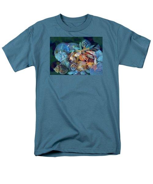 Beach Beauty 7 Men's T-Shirt  (Regular Fit) by Lynda Lehmann
