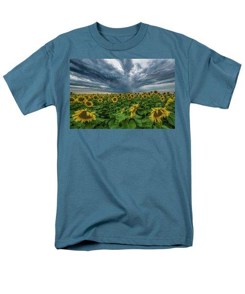 Beautiful Disaster  Men's T-Shirt  (Regular Fit)