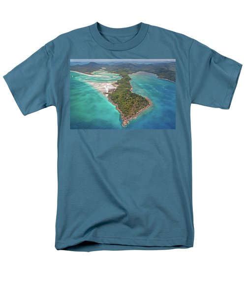 Men's T-Shirt  (Regular Fit) featuring the photograph Beautiful Whitsundays by Az Jackson