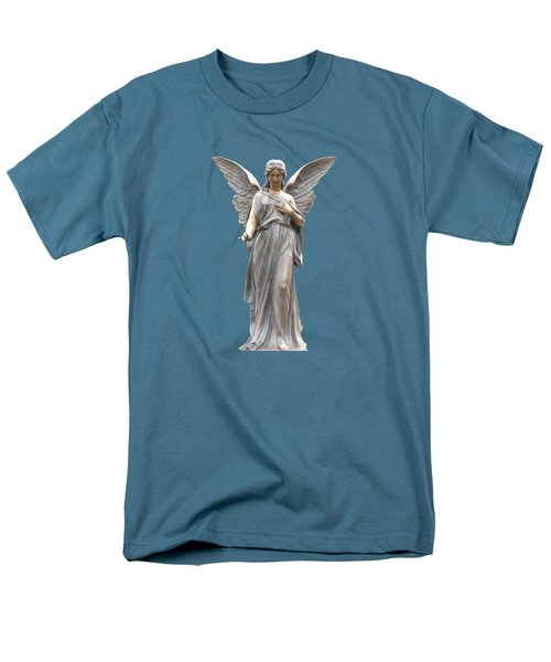 Men's T-Shirt  (Regular Fit) featuring the photograph Behold I Send An Angel Before Thee I I by David Dehner