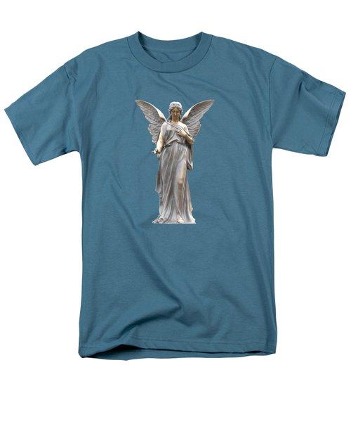 Behold I Send An Angel Before Thee I I Men's T-Shirt  (Regular Fit)