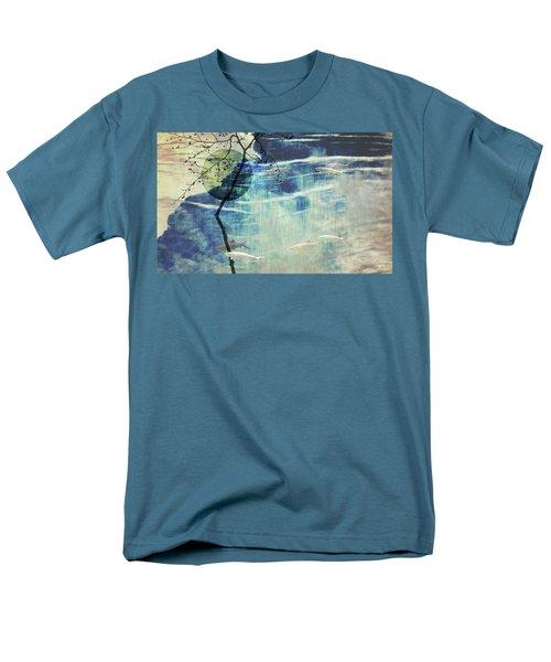 Believe Men's T-Shirt  (Regular Fit) by AugenWerk Susann Serfezi