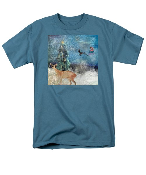 Believe Men's T-Shirt  (Regular Fit) by Diana Boyd