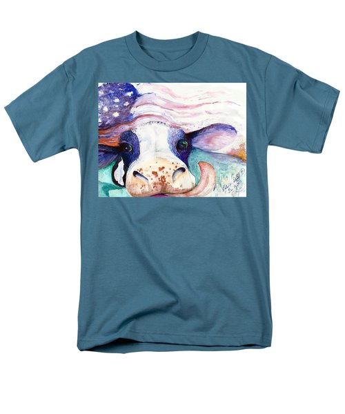 Bessie Men's T-Shirt  (Regular Fit) by Melinda Dare Benfield