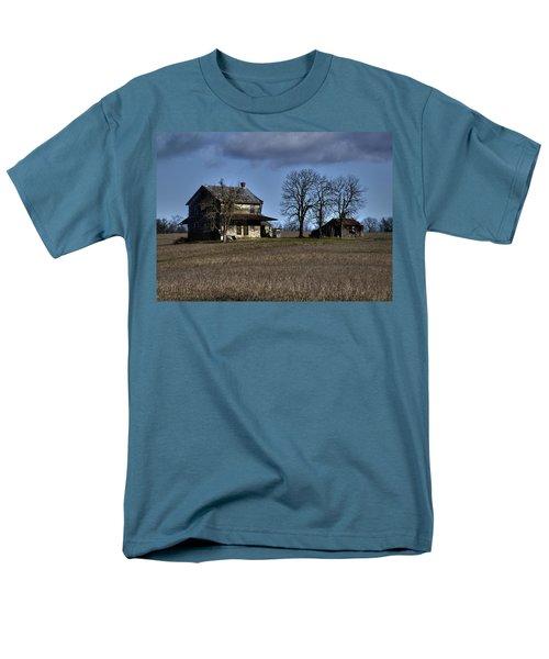 Men's T-Shirt  (Regular Fit) featuring the photograph Better Days by Robert Geary