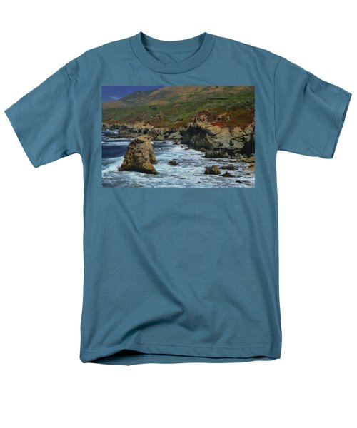 Big Sur 1 Men's T-Shirt  (Regular Fit)