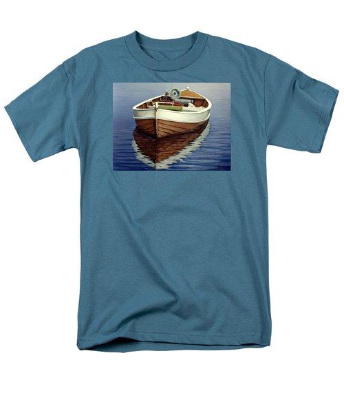 Boat Men's T-Shirt  (Regular Fit)