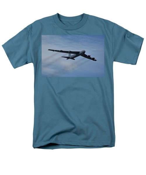 Boeing B-52h Stratofortress Men's T-Shirt  (Regular Fit) by Tim Beach