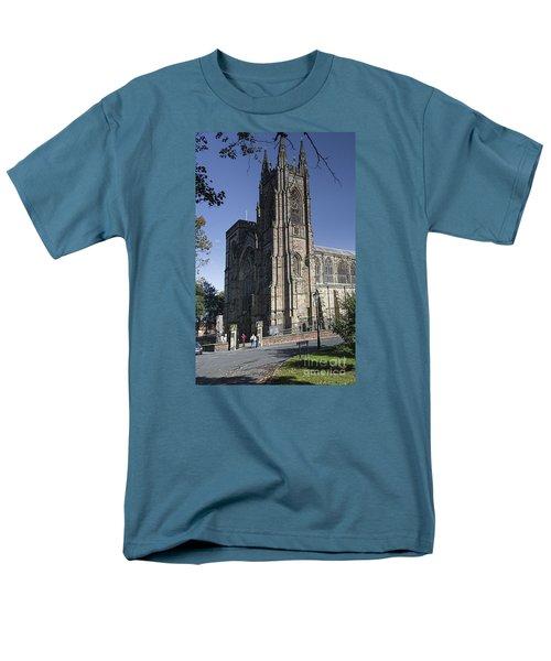 Bridlington Priory Men's T-Shirt  (Regular Fit) by David  Hollingworth