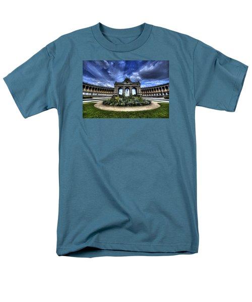 Brussels Parc Du Cinquantenaire Men's T-Shirt  (Regular Fit)
