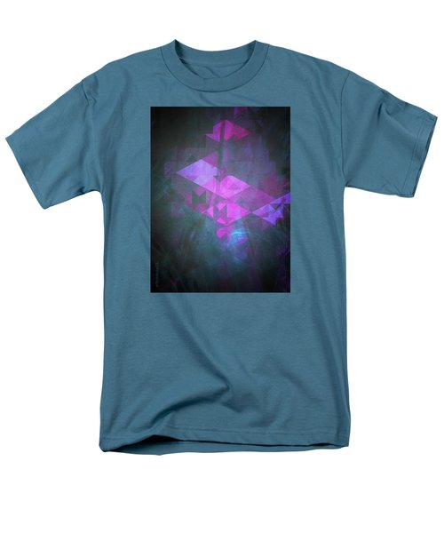 Men's T-Shirt  (Regular Fit) featuring the digital art Butterfly Dreams by Mimulux patricia no No