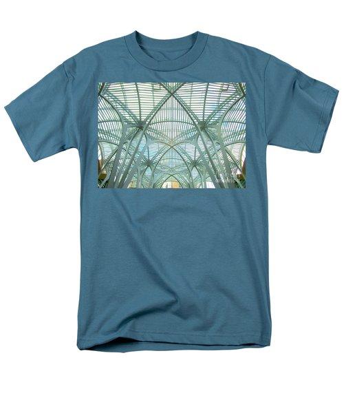 Calatrava In Toronto 10 Men's T-Shirt  (Regular Fit) by Randall Weidner