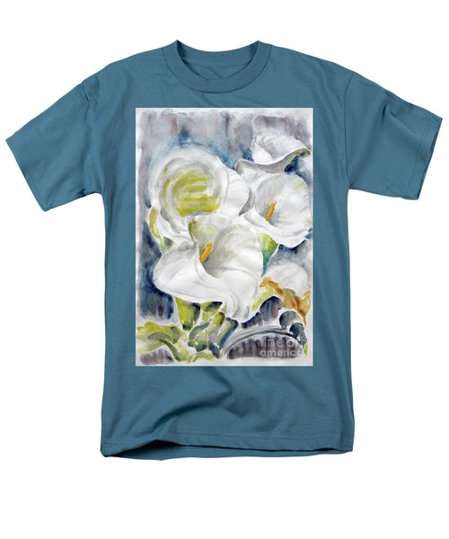 Calla Men's T-Shirt  (Regular Fit) by Jasna Dragun