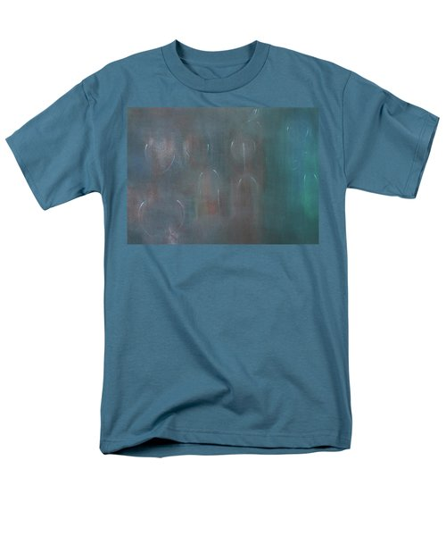 Can You Hear The News Of Tomorrow? Men's T-Shirt  (Regular Fit) by Min Zou
